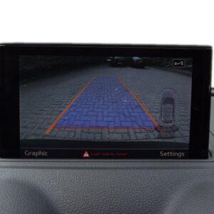 Audi A3 achteruitrijcamera 2012 - heden-0