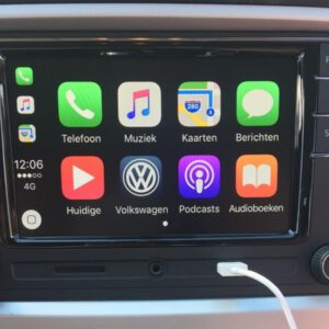 VW RCD660 Apple Carplay Bluetooth Multimedia