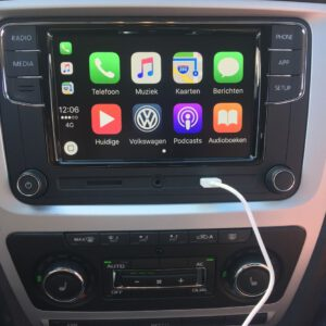 Skoda Apple Carplay