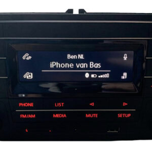 VW Composition Entry 7F0035153 - Bluetooth radio